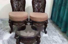 Modern Outdoor Ideas Medium Size Chinyoti Coffee Table Chair Set Rawalpindi With Chairs Underneath Around