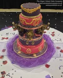 Asian Wedding Cakes Royal Armouries Leeds Yorkshire Copy