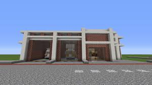 Minecraft Kitchen Ideas Youtube by How To Build A Modern House In Minecraft Youtube Idolza