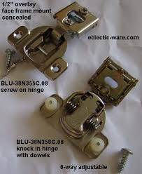 Non Mortise Concealed Cabinet Hinges by Decorative U0026 Concealed Cabinet Door Hinges Eclectic Ware