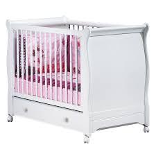 chambre sauthon elodie elodie lit à panneaux blanc 60x120 de sauthon baby s home