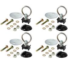 Stud Ring Tie Down Kit - Includes 4 Anchors And Hardware ... Bedding Bull Ring New Side Mount Truck Bed Anchors For Chevy Gmc Stud Tie Down Kit Includes 4 And Hdware Amazoncom 1001 Factory Sale 9 Pack For 072018 A Question About The Wolf Creek Anchor System Camper Adventure Xt Silverado Its Tiedown Tips Trend 3in1 Ties Stake Pocket Anchors Automotive Truck Bed Tie Down Problem Solved Youtube Welcome To Happijac 4pc Points Loops Cargo Hooks Chrome Shabby Chic Styles All Modern Home Designs 2 Pc Retractable Stake Pocket Princess Auto