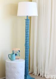 18 DIY Floor Lamps To Make