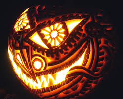 Nightmare Before Christmas Pumpkin Template by Free Pumpkin Carving Designs Scary Ted Woodworking Projects