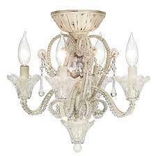 pull chain bead candelabra ceiling fan light