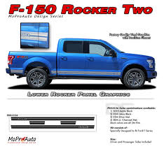2015-2018 Ford Truck F-150 ROCKERS Vinyl Graphics Stripes 3M Decals ... 2015 Ford F150 Release Date Tommy Gate G2series Liftgates For The First Look Motor Trend Truck Sales Fseries Leads Chevrolet Silverado By 81k At Detroit Auto Show Addict F Series Trucks Everything You Ever Wanted To Know Used Super Duty F350 Srw Platinum Leveled Country Lifted 150 44 For Sale 37772 With We Are Certified Arstic Body Sfe Highest Gas Mileage Model Alinum Pickup King Ranch Crew Cab Review Notes Autoweek