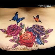Hot Lower Back Tattoos Tramp Stamp 13
