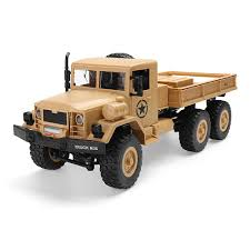 MZ YY2003 2.4G 4WD 1/12 Military Truck Off Road RC Car Crawler Toys ...