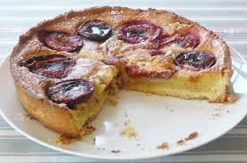 dessert aux quetsches recette tarte aux quetsches et amandes
