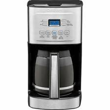 Cuisinart CBC 6400PC Brew Central 14 Cup Programmable Coffeemaker Stainless Stee