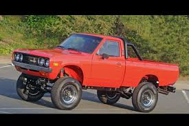 EBay Find: 1975 Datsun 620 Pickup Truck With Buick Small Block V8 ... For Sale 1940 Intertional Truck With A Chevy V8 Engine Swap Depot 1977 Gmc Sierra Pick Up Truck Sold Oldmotorsguycom 2004 Dodge Ram Srt10 Hits Ebay Burnouts Included It Could Be Yours Custom Wwett Now On Dig Different 44toyota Trucks 1988 Toyota 44 Pickup Extra Cab Sr5 Ebay 1993 70 Miles Mopar Blog 1948 Other Pickups Marmherrington Find 1975 Datsun 620 Buick Small Block 1969 Power Wagon On Ebay Images 1937 Ford Walkaround Tour For Auction Youtube 1974 Mazda Rotary Charity