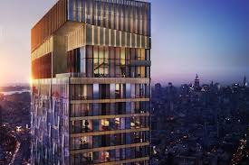 100 Manhattan Duplex Extells One Square Offloads Its 13M Duplex
