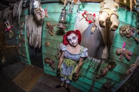 Scariest Halloween Attractions In California by The 10 Scariest Haunts In Southern California