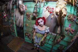 Scariest Halloween Attractions In California by The 10 Scariest Haunts In Southern California