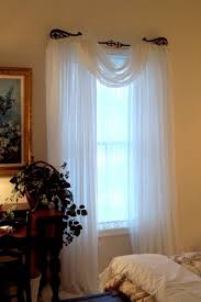 Umbra Curtain Rod Bed Bath And Beyond by Best 25 Swing Arm Curtain Rods Ideas On Pinterest