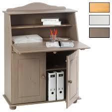 meuble bureau secretaire design meubles de bureau meilleur de bureau secrétaire david 3 coloris
