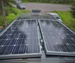 How To Install Solar Panels On A Camper Van Conversion