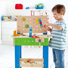 Hape Kitchen Set South Africa by Hape Wooden Child Master Tool And Workbench Toy Pretend Builder
