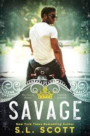 Savage Kingwood 1 By SL Scott