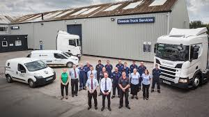 Deeside | Scania Great Britain