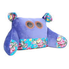 Kids Bed Rest Pillow With Arms thebutchercover