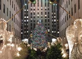 Christmas Tree Rockefeller Center Lighting by This Week In New York