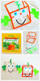 Spookley The Square Pumpkin Book Amazon by 3 D Spookley The Pumpkin Math Activity Buggy And Buddy