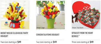 Promo Code Edible Arrangements Free Delivery : Fox News Shop Cheap Edible Fruit Arrangements Tissue Rolls Edible Mothers Day Coupon Code Discount Arrangements Canada Valentines Day Sale Save 20 Promo August 2018 Deals The Southern Fried Bride Fb Best Massage Bangkok Deals Coupons 50 Off Home Facebook 2017 Coupon Codes Promo Discounts Powersport Superstore Free Shipping Peptide 2016 Celebrate The Holidays 5 Code 2019