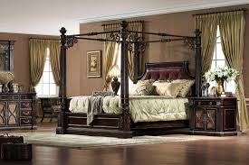 king size canopy bed with curtains with curtains frame amys office room modern room king size canopy