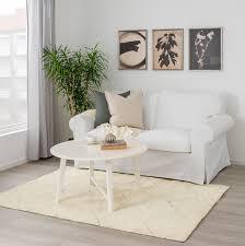 tversted teppich kurzflor beige 133x195 cm