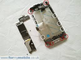 iPhone 4 disassembly screen replacement and repair