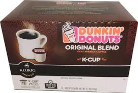 Get Quotations Dunkin Donuts K Cups Original Flavor