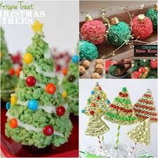 Wonderful DIY Christmas Rice Krispies Treats