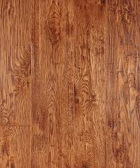 White Oak Natural Character Hand Scraped Antique Mahogany Stain