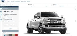 2017 Ford Super Duty Configurator Now Online - Ford-Trucks.com Volvo Launches Truck Configurator Truck News Daf Configurator The Best In Industry Cporate Build Your Own Model 579 On Wwwpeterbiltcom 2017 Ford Raptor F150 Svt Build And Price Online Emmanuel Ramirez Interactive Designer Mack Granite Gearbox 122x Mod Euro Simulator 2 Mods Atv Utv Vision Wheel 2019 Ram 1500 Now Online Offroadcom Blog 2015 Chevrolet Colorado Goes Live Motor Trend Off Road Wheels Rims By Tuff