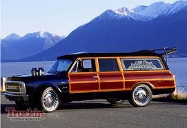 100 Custom Truck Anchorage 1970 Chevy Suburban In Alaska From Wwwtruckinwebcom