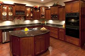 Unfinished Kitchen Cabinets Home Depot by Walnut Kitchen Cabinets Home Depot Design Porter With Home Depot