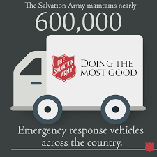 100 Salvation Army Truck The Manatee County The Manatee County