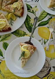 Preserve Carved Pumpkin Lemon Juice by Lemon Rosemary Coffee Cake U2013 Home Is Where The Boat Is