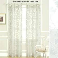 Walmart Grommet Top Curtains by Semi Sheer Curtains U2013 Teawing Co