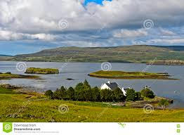 100 Colbost Loch Dunvegan Stock Image Image Of Countryside Britain 73673005