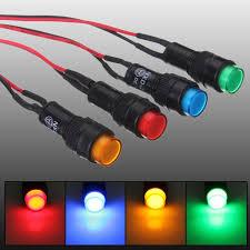 led light design led indicator lights panel mount light bulbs