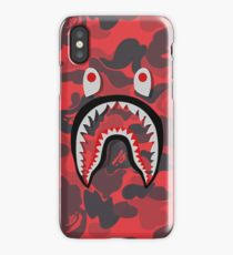 Bape iPhone Cases & Skins for X 8 8 Plus 7 7 Plus SE 6s 6s