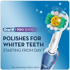 Healthy Halloween Candy Oral B by Amazon Com Oral B Pro 3000 Electronic Power Rechargeable Battery