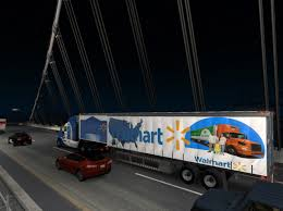 Combo Skin Walmart Peterbilt 579 And Trailer ATS - ATS Mod ... Walmart Loblaw Join Push For Electric Trucks With Tesla Semi Orders Transportation Freightliner Cascadia Evolution Day Flickr Dump Truck And Wader Together Used Sale In Concept Trucks Are Shaping The Future Of Trucking Up In Phandle 62115 Canyon Tx Trucking Companies Heres How To Grow Your Fleet Hint Think Like Advanced Vehicle Experience Youtube Woman Hits Five Parked Cars At Clarksville On Saturday Driver Becomes Nations 2015 Driving Champion The Worlds Best Photos And Walmart Hive Mind