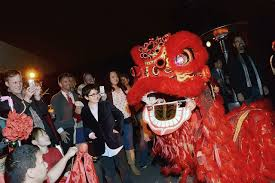 Santa Monica Halloween Parade 2014 by Chinese New Year Events In Los Angeles