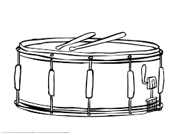 Pin Piano Clipart Coloring Page 4