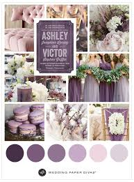 Wedding Ideas Top 5 Color Combination For Purple Best 25 Themes On Pinterest