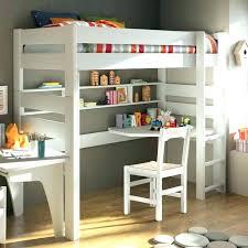 bureau superposé lit mezzanine avec bureau integre lit mezzanine avec bureau