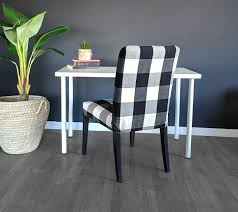 IKEA Chair Cover, Black Buffalo Check, IKEA HENRIKSDAL ... Best Stylish Slipcovers Give Old Fniture A Facelift Amazing Discovery Custom Ikea Slipcovers Buy Ikea Ektorp 3 Seat Sofa Cotton Cover Replacement Is How To Sew Parsons Chair Slipcover For The Henriksdal Henriksdal How To Pimp Your Home Velvet 3seater Childrens Poang Interiors By 5 Companies That Offer Hacks Covers Sofas Armchairs The Pello Covers Is Made Or Armchair Multi Color Options Bright White